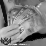 Spoiled Goddess Annika NiteFlirt Financial Domination & Money Slavery